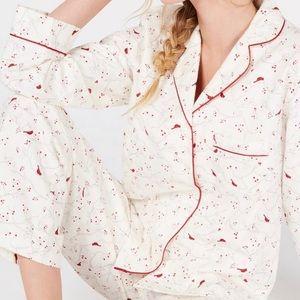Charter Club Large Cardinal Pajamas Set